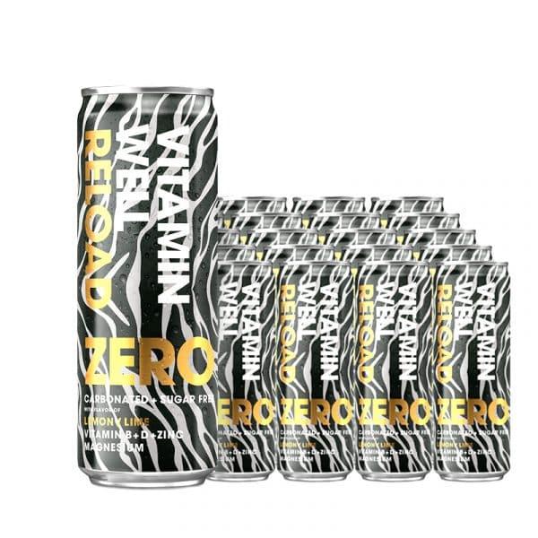 Vitamin Well Zero Reload 24-pack - 50% rabatt