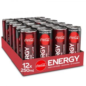 24 X Coca-cola Energy, 250ml