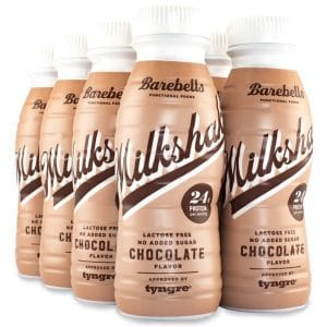 Barebells Milkshake Chocolate 8-pack