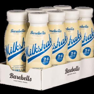 Barebells Milkshake Vanilla 330ml x 8st