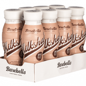Barebells Shake Chocolate 330ml x 8st
