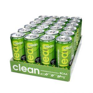Clean Drink 24x330ml - Päron