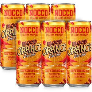 NOCCO Blood Orange Summer Ed. 33cl x 6st