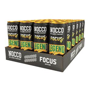 NOCCO Focus 24-pack - Cola
