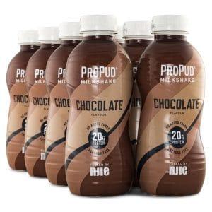 Njie ProPud Protein Milkshake Chocolate 8-pack