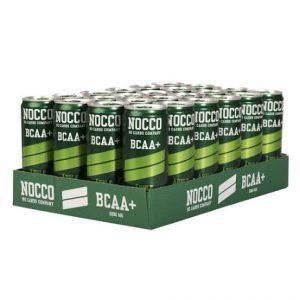 Nocco BCAA+ 24 x 330ml - Äpple