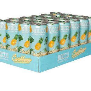 Nocco BCAA 24 x 330ml - Caribbean