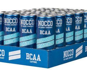 Nocco BCAA 24 x 330ml - Ice Soda
