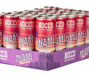 Nocco BCAA 24 x 330ml - Miami