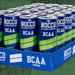 Nocco BCAA 24 x 330ml - Päron