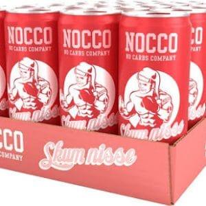 Nocco BCAA 24 x 330ml - Skum Nisse