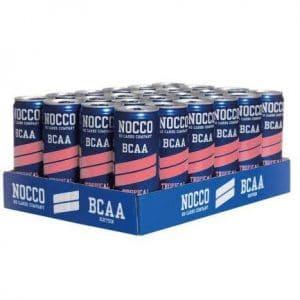 Nocco BCAA 24 x 330ml - Tropical
