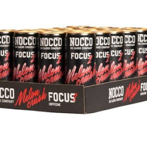 Nocco Focus 24 x 330ml - Melon Crush