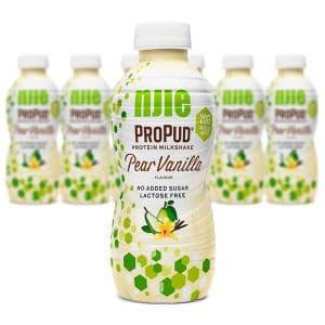 ProPud Milkshake Pear Vanilla 33 cl x 8