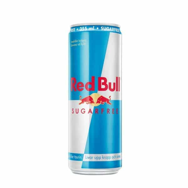 Red Bull Energy Drink, 355 Ml, Sugarfree