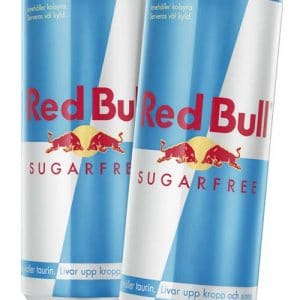 Red Bull Sugarfree 25 cl x 2 st