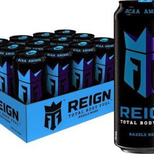 Reign Body Fuel 500ml Razzle Berry - 12st