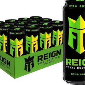 Reign Body Fuel 500ml Sour Apple - 12st