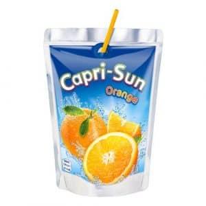 Capri-Sun Orange - 10-pack