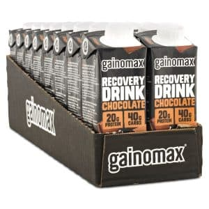 Gainomax Recovery Drink Chocolate 16-pack