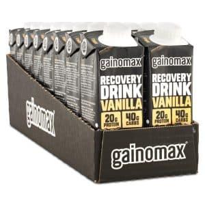 Gainomax Recovery Drink Vanilla 16-pack