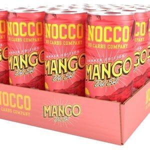 NOCCO Mango Del Sol 33cl x 24st