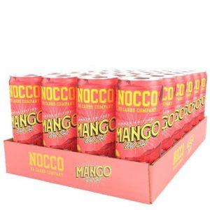 Nocco Mango Del Sol 24 x 330ml