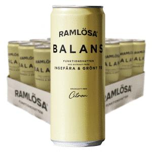 Ramlösa Funktionsvatten Balans 33cl x 20