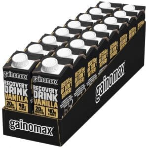 16 X Gainomax Recovery, 250 Ml
