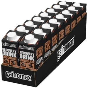 16 X Gainomax Recovery Mix, 250 Ml