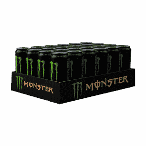 24 x Monster Energy, 50 cl, Original