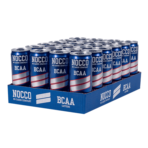NOCCO BCAA 330ml 24-pack - Passion