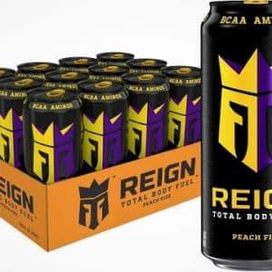 Reign Body Fuel 500ml Peach Fizz - 12st