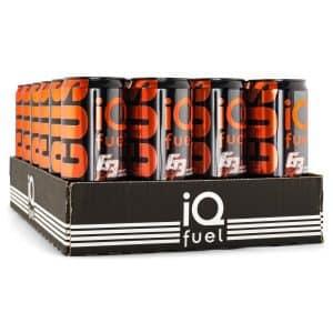 iQ Fuel FOCUS Passionsfrukt 24-pack