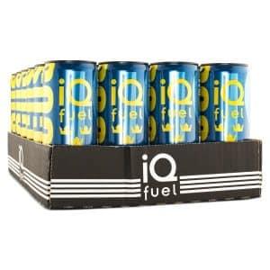 iQ Fuel FOCUS Swedish Berries 24-pack