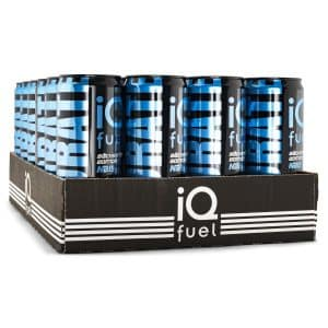 iQ Fuel HYDRATE Blueberry/Lime 24-pack