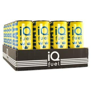 iQ Fuel HYDRATE Orange/Citrus 24-pack