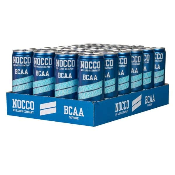 NOCCO Ice Soda 33cl X 24