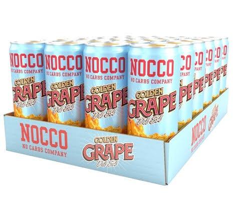 Nocco Golden Grape Del Sol 24 x 330ml