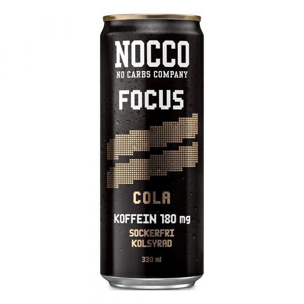 Nocco Cola Focus - 24-pack
