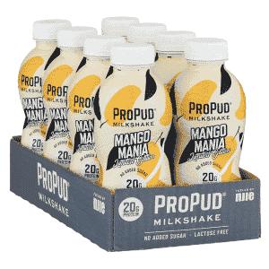 ProPud Protein Milkshake 8-pack- Chocolate