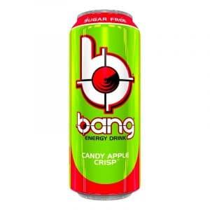 BANG Energy Candy Apple Crisp - 12-pack