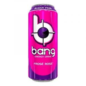 BANG Energy Frose Rose - 12-pack