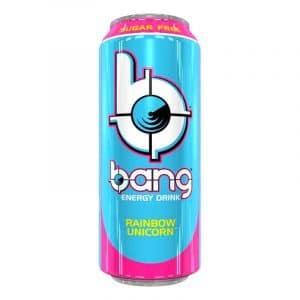 BANG Energy Rainbow Unicorn - 12-pack
