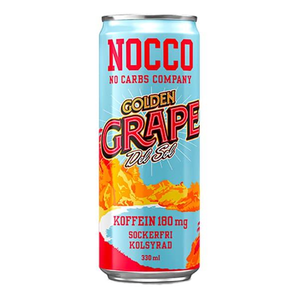 Nocco Golden Grape Del Sol - 24-pack