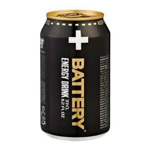 Battery Energy Drink - 24-pack