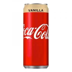 Coca-Cola Vanilla - 20-pack