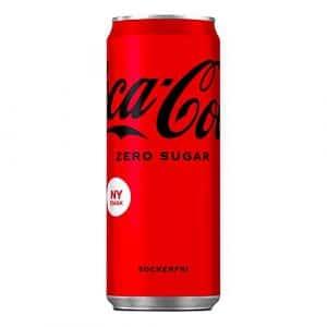 Coca-Cola Zero - 20-pack