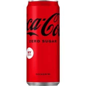 Coca-Cola Zero 25cl x 24st