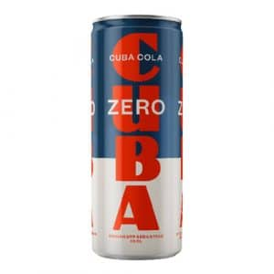 Cuba Cola Zero - 24-pack